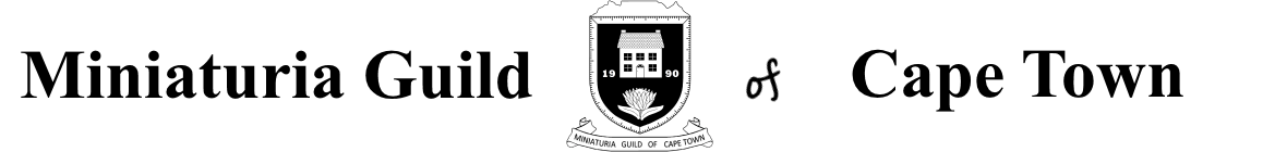 Minituria Guild of Cape Town